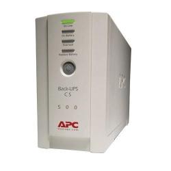 APC USV OFF   500VA BK500EI Back-UPS CS