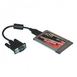 Exsys I/O-Karte 1x ser PCMCIA EX-1350