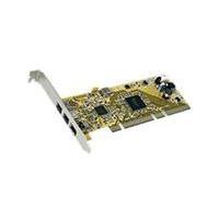 Exsys I/O-Karte 3x FireWire PCI EX-6410 ohne