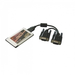 Exsys PCMCIA  2xSeriell RS-232 EX-1352