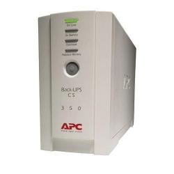 APC USV OFF   350VA BK350EI Back-UPS CS