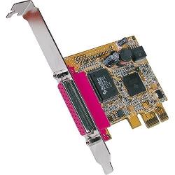Exsys I/O-Karte 1x par PCI-Express