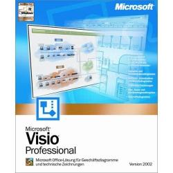 MS Visio Pro  Open SL NL Liz+SA