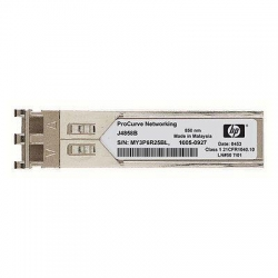 HP Switch Modul 1000BASE-SX SFP 1xLC J4858C