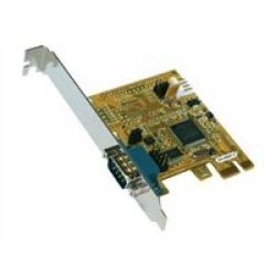 Exsys I/O-Karte EX-44041-2 1S RS-232 PCI-E Card