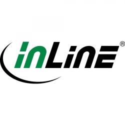 InLine Patchkabel SF/UTP Cat5e grau 1,0 m