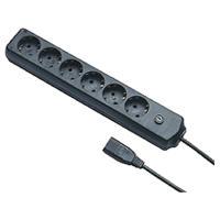 EATON Ausgangsverteiler IEC320/C14 - 6xSchuko
