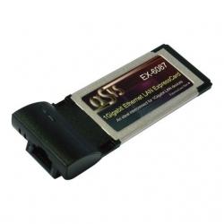 Exsys LAN EX-6087 ExpressCard 1GBit
