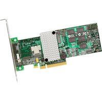 LSI MR SAS 9260-4i  6GB/s PCIe 2.0 4xi  512MB