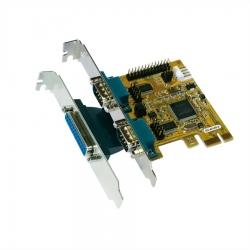 Exsys I/O-Karte EX-44140-2 2S/1P Multi
