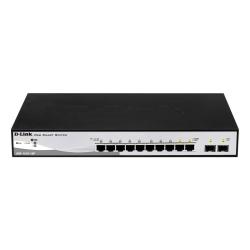 DLINK DGS-1210-10P 10Port L2 PoE Smart Managed Gigabit