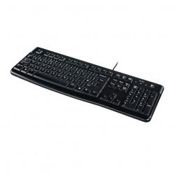 Logitech Tastatur K120 USB black