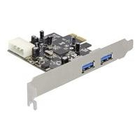 DeLock PCI Express Karte > 2x USB 3.0
