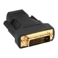 InLine HDMI-DVI adp HDMI Bu > DVI St verge