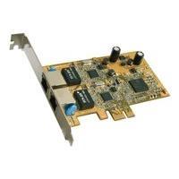 Exsys LAN EX-6072 PCI-Express 1GBit