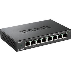 DLINK DES-108/E 8-Port Layer2 Fast Ethernet Switch