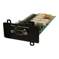 EATON ManagementCard Contacts & RS232/Serial