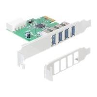 DeLock PCI Ex Card > 4x USB 3.0 Adapter