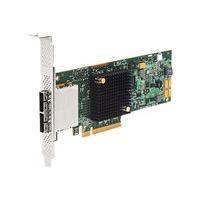 LSI HBA SAS 9207-8e   6Gb/s PCIe 3.0  8xe