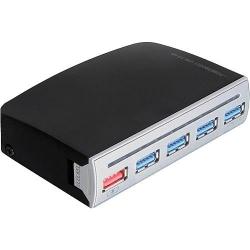 Delock 4Port USB3Hub 1PortUSB Strom in/ex