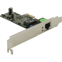 DeLock Gigabit LAN PCIE Karte, 1 Port