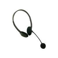 LogiLink Stereo Headset Mikro Easy