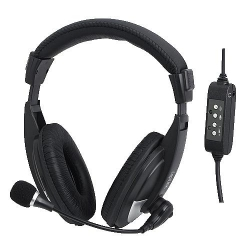 LogiLink USB Stereo Headset High Quality
