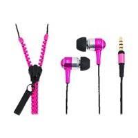 LogiLink Stereo In-Ear Kopfhörer Pink