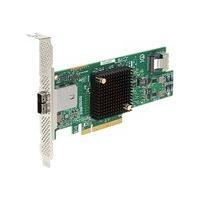 LSI HBA SAS 9207-4i4e 6GB/s PCIe 3.0  4xi 4xe