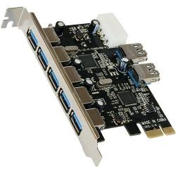 Exsys I/O-Karte EX-11087 USB 3.0 PCI Express