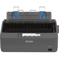 EPSON  LQ-350 Nadeldrucker schwarz par.ser.us