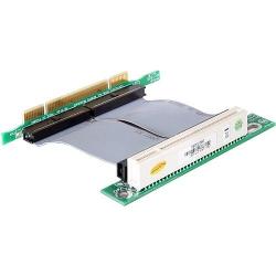 Delock PCI-Riser-Karte 32bit/5V links7cm