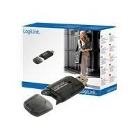 LogiLink Cardreader USB 2.0 Stick for SD/MMC