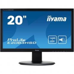 """Iiyama 20"""" E2083HSD-B1 VGA DVI-D"""