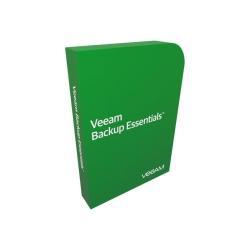 Veeam Backup Essentials Standard 2 socket bundle - Includes