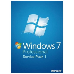 Microsoft Windows 7 Professional SP1 64-bit D DVD LCP