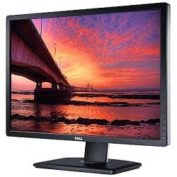 """Dell 24"""" U2412M LED-Display schwarz"""