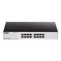 DLINK GO-SW-16G/E 16-Port Gigabit Easy Desktop Switch