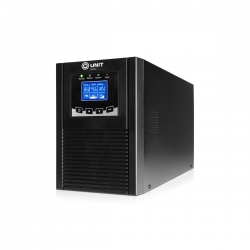 UNIT USV ONL  1000VA Black 1000 C Tower Control
