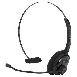 LogiLink Bluetooth Stereo Headset schwarz BT0027