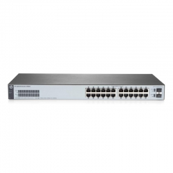 HP Switch 1820-24G      24xGBit 2xSFP
