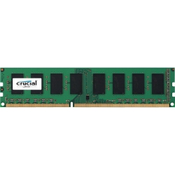 Micron/Crucial  4GB DDR3 1600 1,35V Single