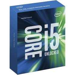 Intel CPU i5-6600K Box  6MB 4/4 3,5GHZ *Sky Lake*