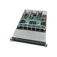 Intel Barebone R2224WTTYSR 2HE 2x 10-GbE