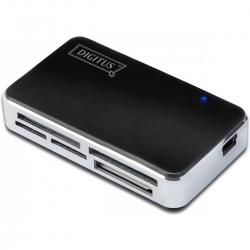 "DIGITUS ""All-in-one"" Kartenleser, USB 2.0"