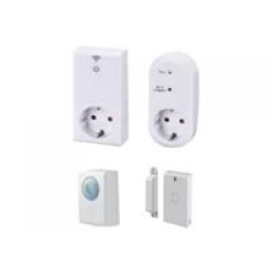 Ednet smart home Alarmsignal für den Innenbereich