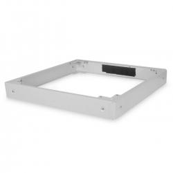 DIGITUS Sockel für DIGITUS Schränke, 800x800mm, Grau