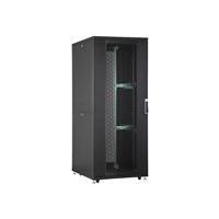 DIGITUS 42HE Serverschrank, 1970x800x1000 mm, Schwarz