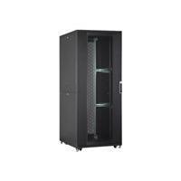 DIGITUS 47HE Serverschrank, 2192x800x1000 mm, Schwarz