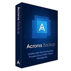 Acronis Backup 12.5 Windows Server Essentials License